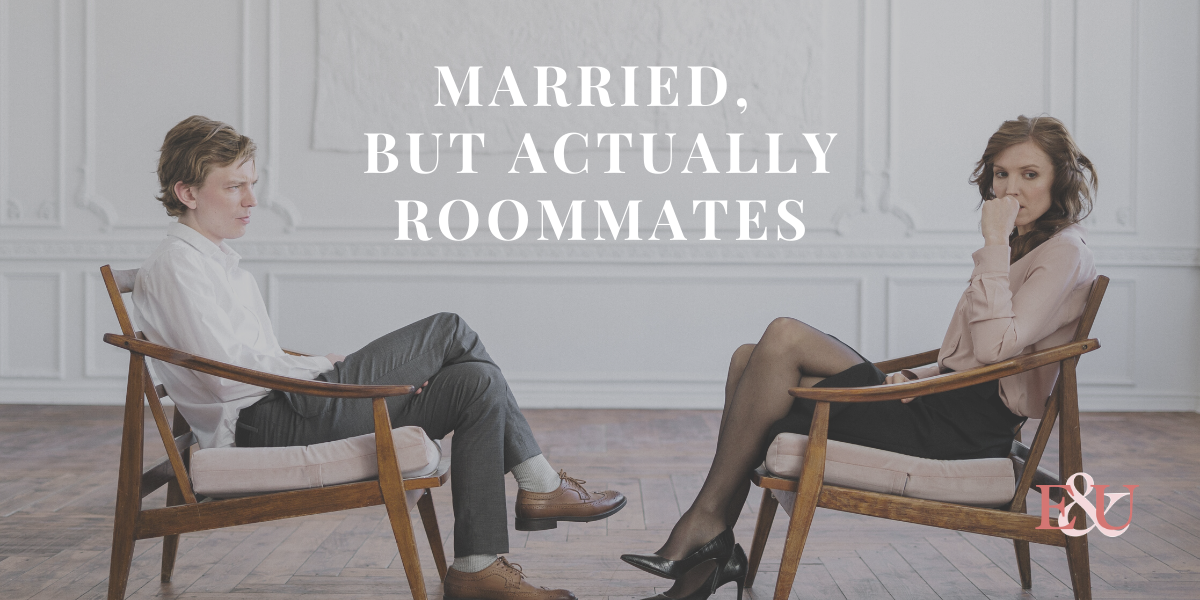 Married, But Actually Roommates | EU 003
