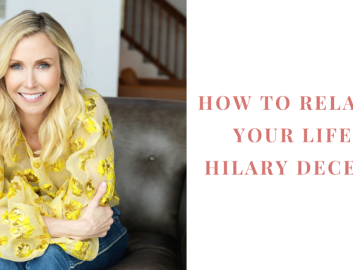 How to RELAUNCH your life with Hilary DeCesare | EU 35