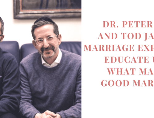 Dr. Peter Lynn and Tod Jacobs: Marriage Experts, Educate us on What makes a good Marriage | EU 46