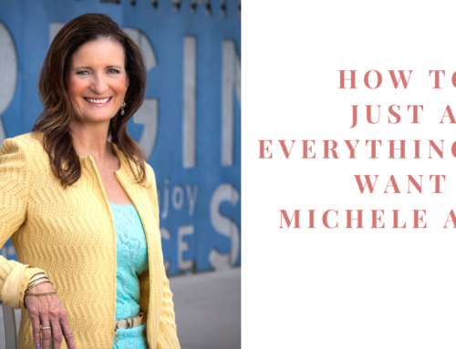 How To Get Just About Everything You Want With Michele Ashby | EU 53